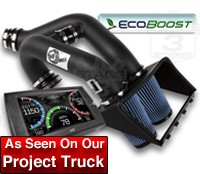 2011 F-150 3.5L EcoBoost AFE Cold Air Intake & EDGE CTS Tuner Package