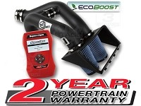 2012-2013 F150 3.5L EcoBoost AFE Cold Air Intake & Tuner Package