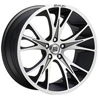 1994-2015 Mustang Carroll Shelby CS1 20x9 Wheel (Gunmetal / Machined)