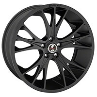 1994-2015 Mustang Carroll Shelby CS1 20x9 Wheel (Matte Black)