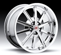 2005-2014 Mustang Carroll Shelby CS67 18x9.5 Wheel (Chrome)
