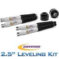 "2005-2014 F250/350 Super Duty Daystar 2.5"" Leveling Kit w/ Scorpion Shocks"