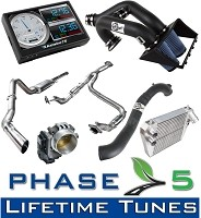 2011-2014 F150 EcoBoost S3M Phase 5 Performance Pack