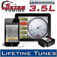 2011-2014 F150 EcoBoost iTSX Tuner with 5-Star Custom Tunes