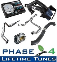 2011-2014 F150 EcoBoost S3M Phase 4 Performance Pack