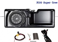 2009-2014 F150 Kicker SoundGate SubStage Powered Subwoofer Kit (Super Crew)