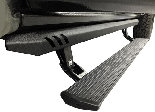 2015 2017 f150 amp research powerstep xl running boards. Black Bedroom Furniture Sets. Home Design Ideas