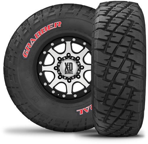 275 70r18 general grabber red letter tire dp 32842 With general grabber red letter