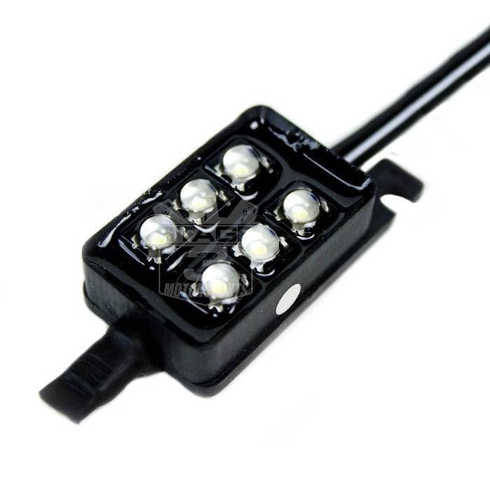 Recon LED Bed Rail Light Kit (F150/F250/F350) 26417