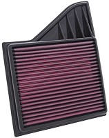 2010-2014 Mustang GT V8/V6 K&N Drop-In Replacement Air Filter