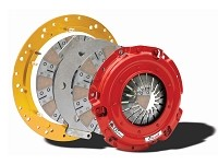 2001.5-2010 Mustang GT / Cobra / Mach 1 McLeod RXT Twin-Disc Clutch (26-Spline)