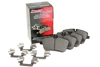 2013-2014 Focus ST StopTech PosiQuiet Semi-Metallic Rear Brake Pads