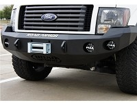 2009-2014 F150 Road Armor Stealth Front Winch Bumper
