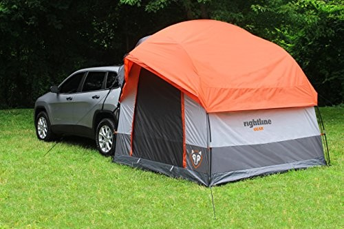 Tents That Attach To Trucks : F super duty rightline gear tent for suv or