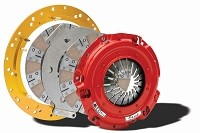 2001-2010 Mustang GT/Cobra McLeod RXT Twin Disc Clutch Kit (10 Spline)