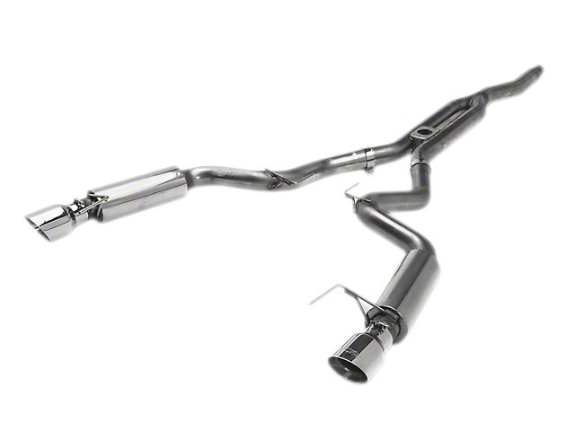2015 2017 mustang 2 3l ecoboost mbrp 3 race series cat back exhaust kit s7275409. Black Bedroom Furniture Sets. Home Design Ideas