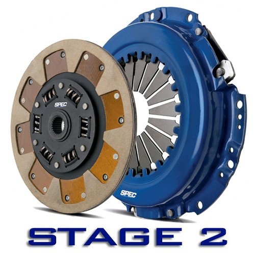 Mustang V6 Turbo Kits: 2007-2010 Mustang V6 Spec Stage 2 Clutch Kit SF662-2
