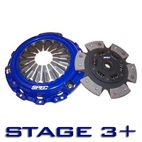 2001-2004 Mustang GT Spec Stage 3+ Clutch Kit (26 Spline Inputs Only)