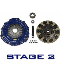 1986-2001 Mustang GT Spec Stage 2 Clutch Kit (86-01 GT, 93-98 Cobra)