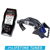 2011-2014 F150 EcoBoost SCT X4 Tuner & aFe Intake Combo