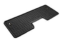 2009-2014 F150 SuperCrew Rugged Ridge 1-piece Rear Floor Liner (Black)