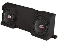 2004-2014 F150 Regular Cab MTX Thunderform Loaded & Amplified Dual 12