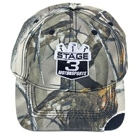 Stage 3 Motorsports Curve-Billed True Timber™ Camo Hat
