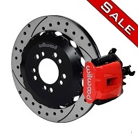 "2013-2014 Focus ST EcoBoost Wilwood 13"" CPB Rear Brake Kit"
