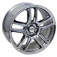 "2005-2014 Mustang Wheel Replicas 19x9"" Laguna Wheel (Chrome)"