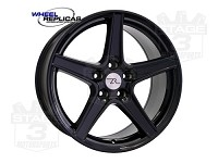 2005-2014 Mustang 18x10 Saleen Wheel (Black)