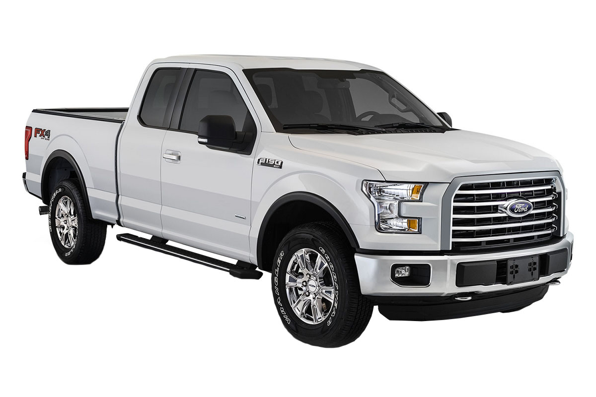 2015-2017 Ford F-150 Fender Wheel Moldings WITH OEM Flares