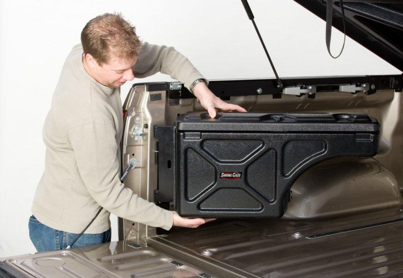 undercover swing case storage box drivers scd
