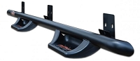 1997-2003 F150 4dr Extra Cab N-FAB Black N-Durastep Side Steps (6.5ft. bed)
