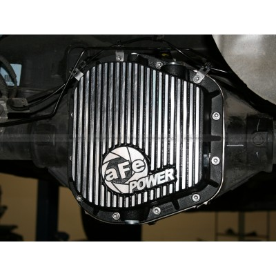 1997-2017 F150 aFe Black-Machined Rear Differential Cover ...