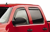 1997-2003 F150 Extended Cab ProMaxx 4-Pc Window Deflectors - (Smoke)