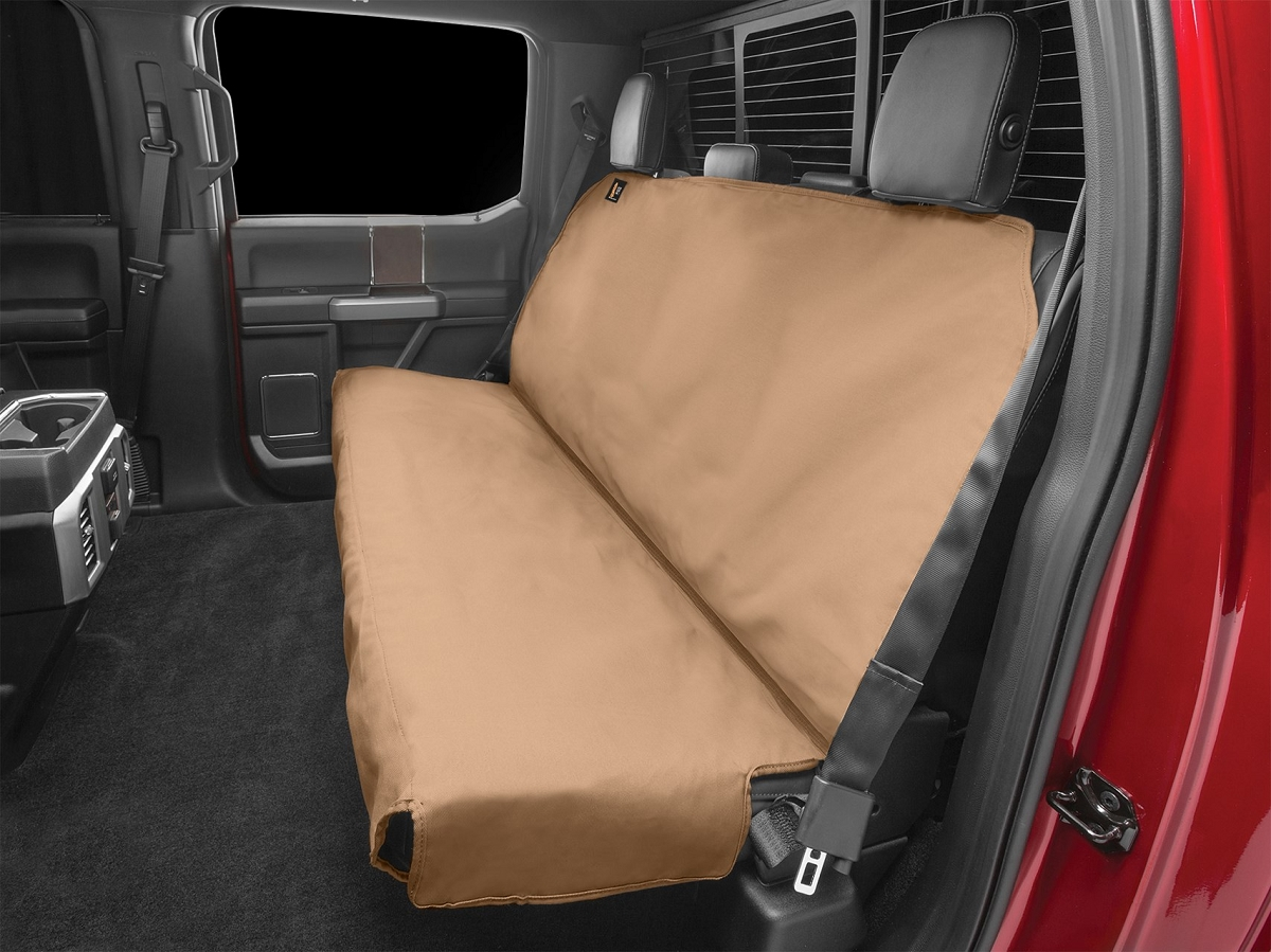 2009-2019 F150 WeatherTech Rear Seat Protector (Crew Cab ...