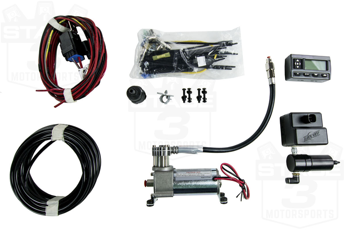 Air Lift Wireless On-Board Compressor System