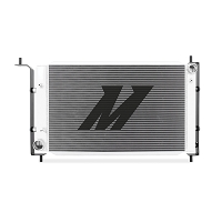 1996 Mustang 4.6L GT Mishimoto Aluminum Radiator w/ Stabilizer System (Manual)