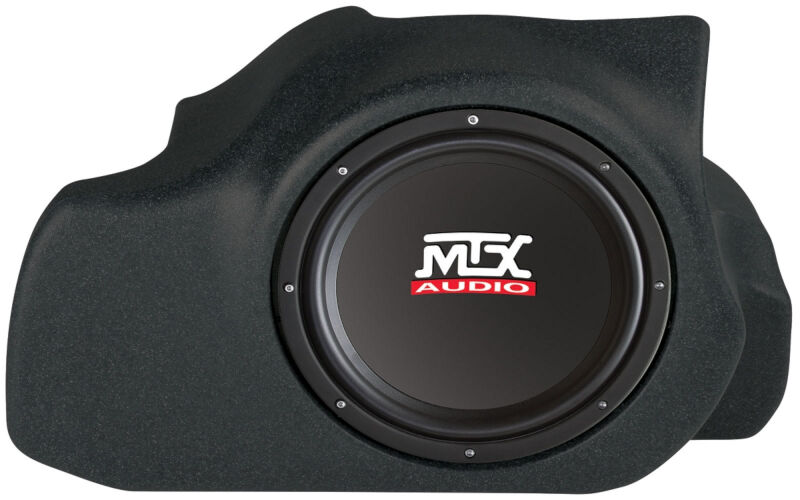 2005-2013 mustang mtx thunderform loaded & amplified 12