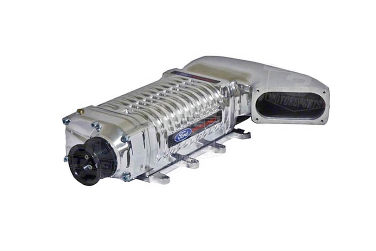 2003-2004 SVT Cobra Whipple W210AX 3 4L Supercharger Upgrade Kit (Polished)