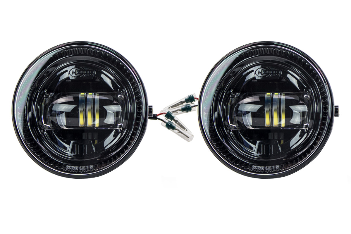 2007 2014 F150 Morimoto Xb Led Replacement Projector Fog Lights Lf130 S