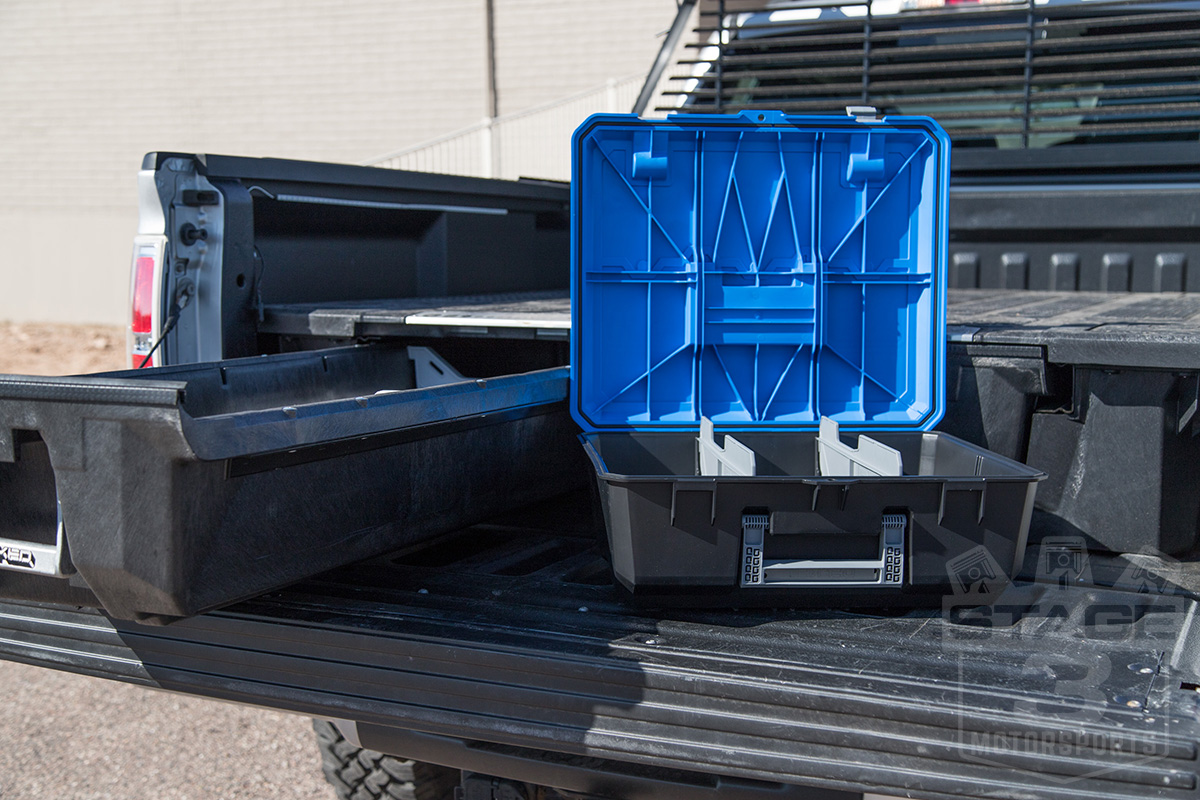 2017 Roush F 150 >> 2017-2019 F250 & F350 DECKED Truck Bed Organizer DECKED-DS3
