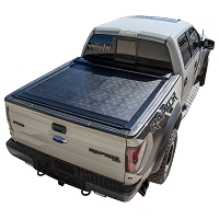 2004-2014 F150 & Raptor 5.5Ft Bed Pace Edwards Switchblade Retractable Tonneau Cover