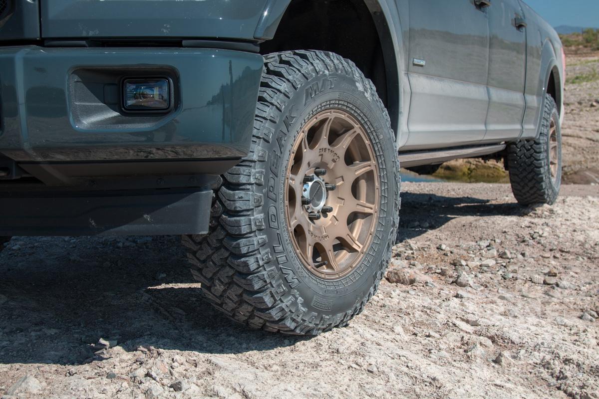 """2004-2019 F150 Method 18x9"""" Roost Wheel (Bronze ..."""