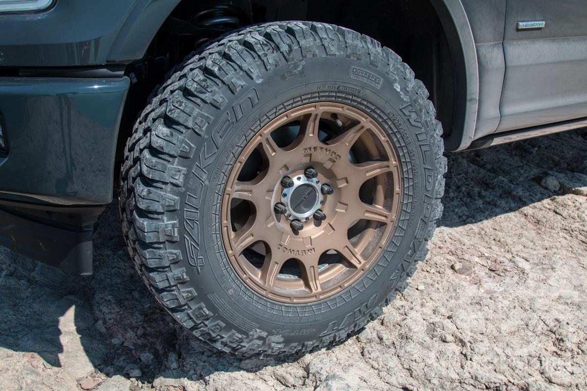"2008 Ford F150 Lariat >> 2004-2020 F150 Method 18x9"" Roost Wheel (Bronze ..."