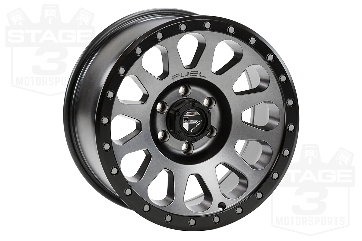 F150 Fuel Vector Wheel