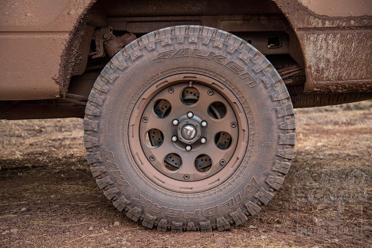 2004 2019 F150 Fuel Enduro 18x9 Quot D608 Wheel 6x135mm 01mm