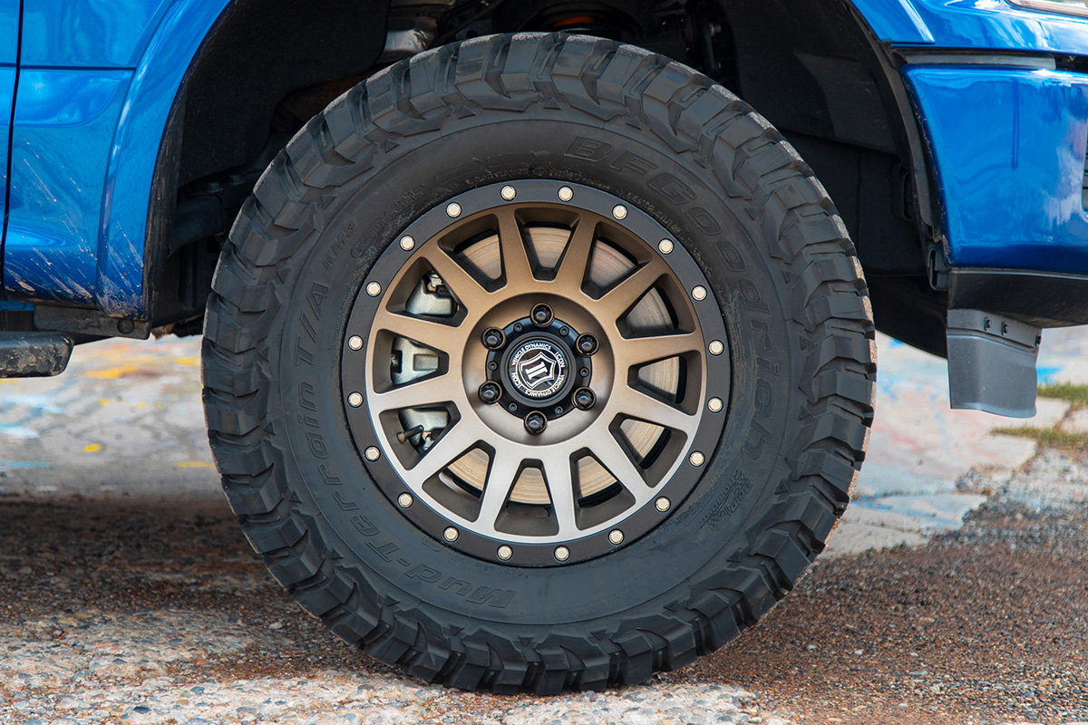 2018 F150 Icon Compression Wheel