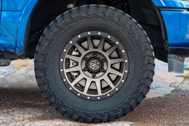 2004 2019 F150 Icon Compression 17x8 5 Quot Wheel Titanium