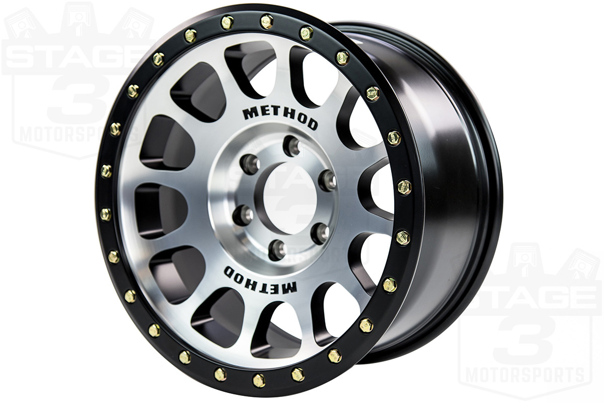 "2004-2019 F150 Method 17x8.5"" NV Wheel (Machined with ..."